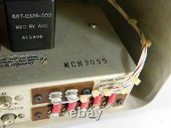 Collins 312B-5 Ham Radio RE Station Control VFO + Manual (looks good, untested)