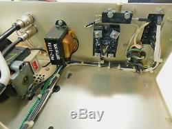 Command Commander II VHF 2-Meter Ham Radio Tube Amplifier (no output) SN 768