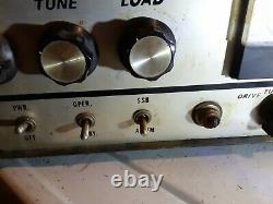 Contex 500 Linear amplifier vintage
