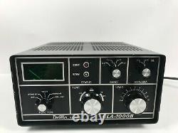 DENTRON GLA-1000B LINEAR AMPLIFIER HAM RADIO HF Up to 400W SSB MK504