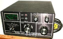 DENTRON GLA-1000B Linear Amplifier Tested HF to 800 Watts CW + 1200 Watts PEP