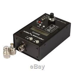 DIY AW07A HF / VHF / UHF-160M Impedanz SWR Antenna Analyzer Fuer Ham Radio DK