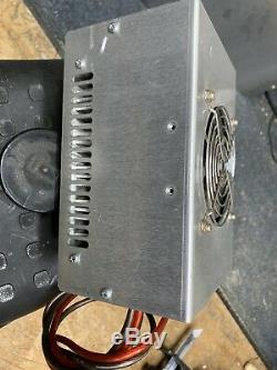 DWB 3pill Linear Amp 10 Meter Fatboy Dave made Great Working Amp! NICE LOOK