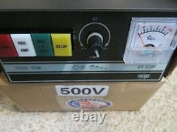 DX 500v (galaxy) 10 Meter Mobile Amplifier 500+ Watts