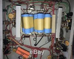 D&A Phantom CB Amateur Ham Radio Linear Amplifier 10 Tube