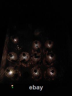 D & A Phantom CB Ham Base Station Tube Amplifier Linear amp