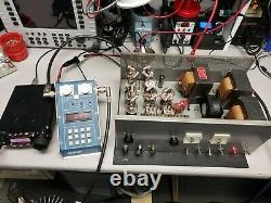 D&A Phantom Linear Power Transmitter Tube Amplifier HAM CB Recapped TESTED