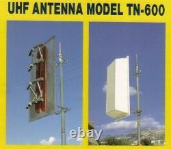 Davar Uhf Band Broadcast Antenna Panel 12 Db