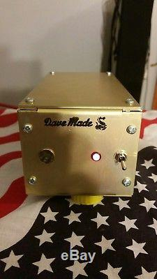Dave Made 2 Pill with 2 Toshiba 2SC2879 Pill Amp New #2