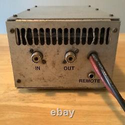 Dave Made M400 LINEAR AMPLIFIER