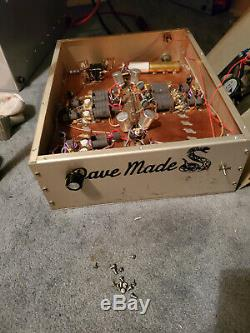 Dave made 10 pill linear amp 2x8
