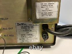 Dentron Clipperton-L 572B Tube Ham Radio Amplifier Powers On Untested