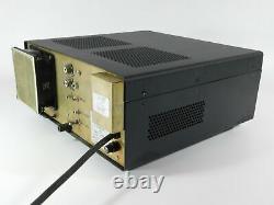 Dentron Clipperton-L 572B Tube Ham Radio Amplifier (looks amazing, needs work)