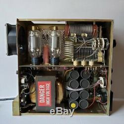 Dentron Clipperton L Linear Tube Amplifier for Ham Radio 572B Tubes 10 Meter Mod