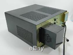 Dentron DTR-2000L Vintage Ham Radio Amplifier (no 8877 tube) SN 0683
