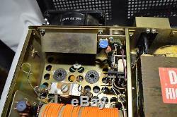 Dentron MLA-2500 Linear Amplifier CB Amateur Ham radio desk amplifier AS IS
