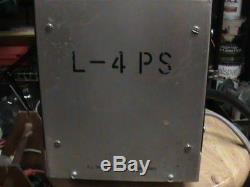 Drake L4PS Power Supply