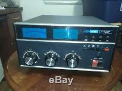 Drake L-7 Linear Amplifier RF DECK ONLY HAS QSK INSTALLED