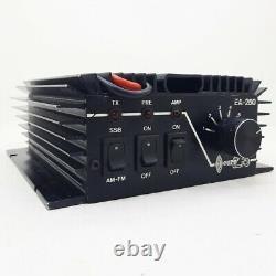EA-250 HAM Linear Amplifier 3-30 MHz SSB AM/FM up to 400W pep -210043