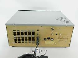 ETO Alpha 76PA (3-Tube 76A) Ham Radio Linear Amplifier + Original Manual SN 6182