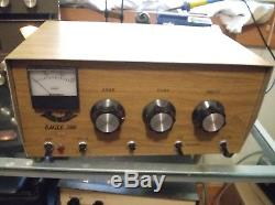 Eagle 200 tube linear amplifier
