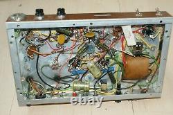 Eico 730 50 Watt Tube Modulator-Driver Amplifier