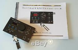 Elecraft KX1 Tranceiver QRP Amateurfunk inkl. ATU, inkl. 30m