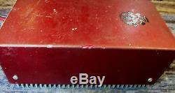 Eliminator 500v Ham Radio Amplifier 500 Watt