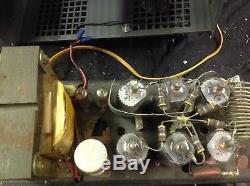 Elkin ham amplifier