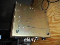 Eti, Alpha 78 Bandpass Hf Linear Amplifier, Ham Radio, Vintage Examine