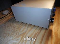 Eto, Alpha 78 Bandpass Hf Linear Amplifier, Ham Radio, Vintage Examine