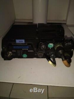 Ex Mod Sas Sf Racal Cougar Uhf Radio Complete With Smt Amplifier Green Knob Gwo