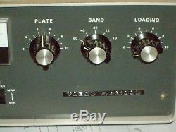 FL. 2100B yaesu RF. Amp