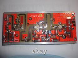 FM Broadcast Power Amplifier Module 30W WITHOUT HEATSINK (88-108mhz) NEW
