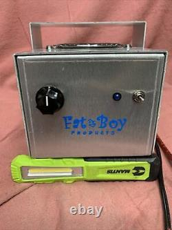 Fatboy Mobile Linear Amp 1/2290 Driving 2/2879 TOSHIBAS VERY NICE LOOK