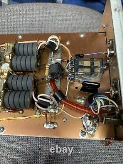 Fatboy Mobile Linear Amp Ham Amp 2/2290s Driving 4/2879s HG ORIGINAL NICE