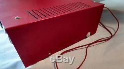 Fire Bird Swinger F-100 4-BIL Amateur Linear Ham Radio Tube Amp VTG Amplifier
