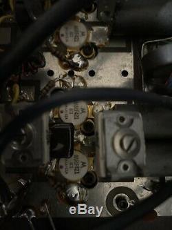 GOLDEN EAGLE 500 Linear Amplifier Ham Radio Clean & Powerful