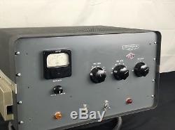 GONSET Linear Amplifier, Ham Radio, amateur GSB-101 Model 3262 Ships48 Fast