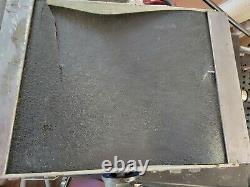Galaxy 350 Watt Linear Amplifier for Amateur CB Radio. USED