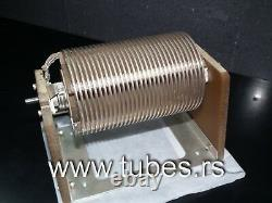 Giant Variable Roller Inductor Coil Hf Power Amplifier Antenna Tuner Hi Pwr