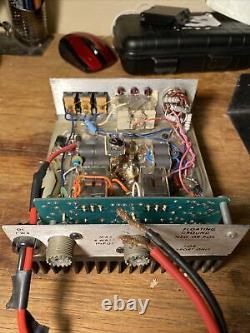 Gray 150 G-250 Linear Amplifier Amp CB HAM Radio Bi-Linear Works Great