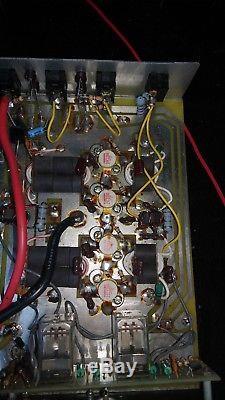 Grey 400 Ham Amplifier