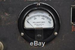 HALLICRAFTERS BC-614-E SPEECH AMPLIFIER for BC-610 TRANSMITTER