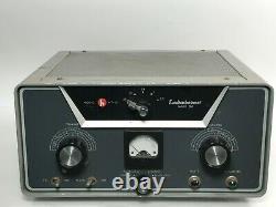 HALLICRAFTERS HT-45 LOUDENBOOMER MK IIA LINEAR AMPLIFIER for HT-44 TRANSMITTER