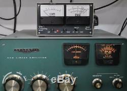 HEATHKIT SB-220 AMPLIFIER EX. COND. With UPGRADES