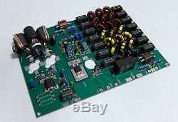 HF/50 MHz power amplifier 300W output 1.8-54 MHz with LPF and protection VRF2933