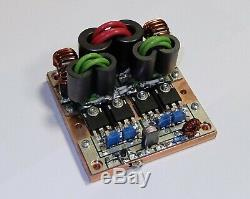 HF/6m amplifier MRF300 NXP LDMOS 1000W