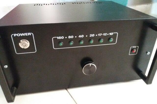 Hf Linear Amplifier 1200w 160-10m