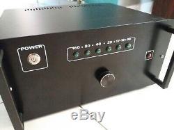 HF LINEAR AMPLIFIER 500W 160-10m BAND
